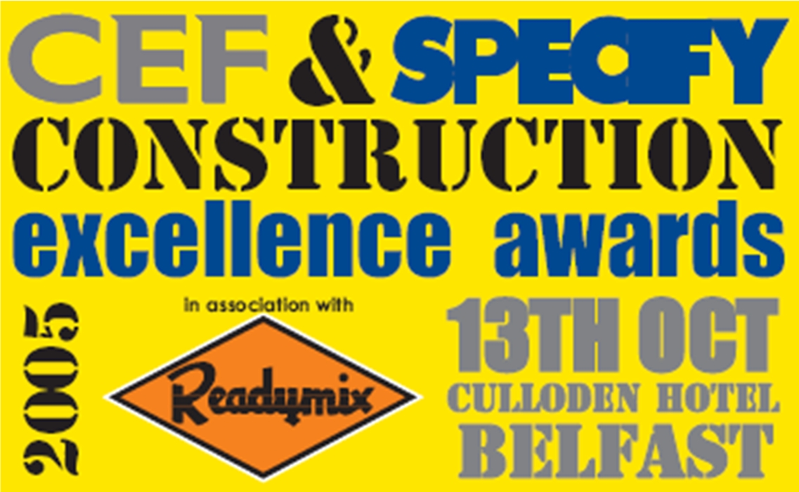CEF Specify Award