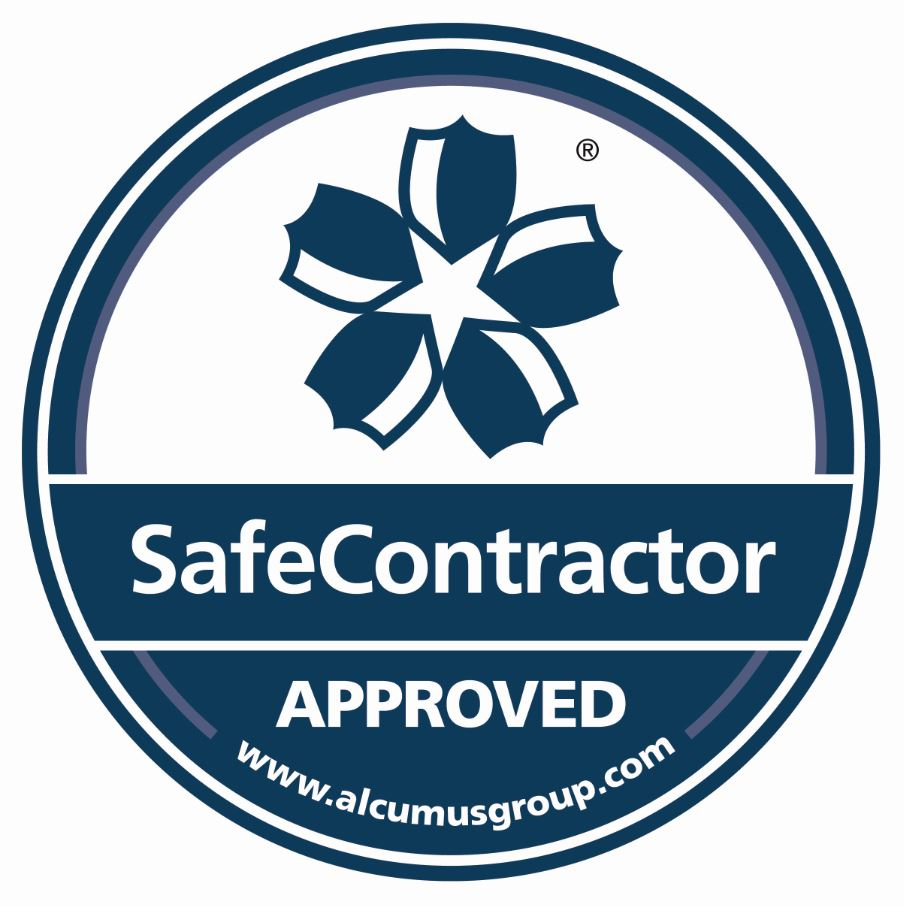 Safe Contractor large logo